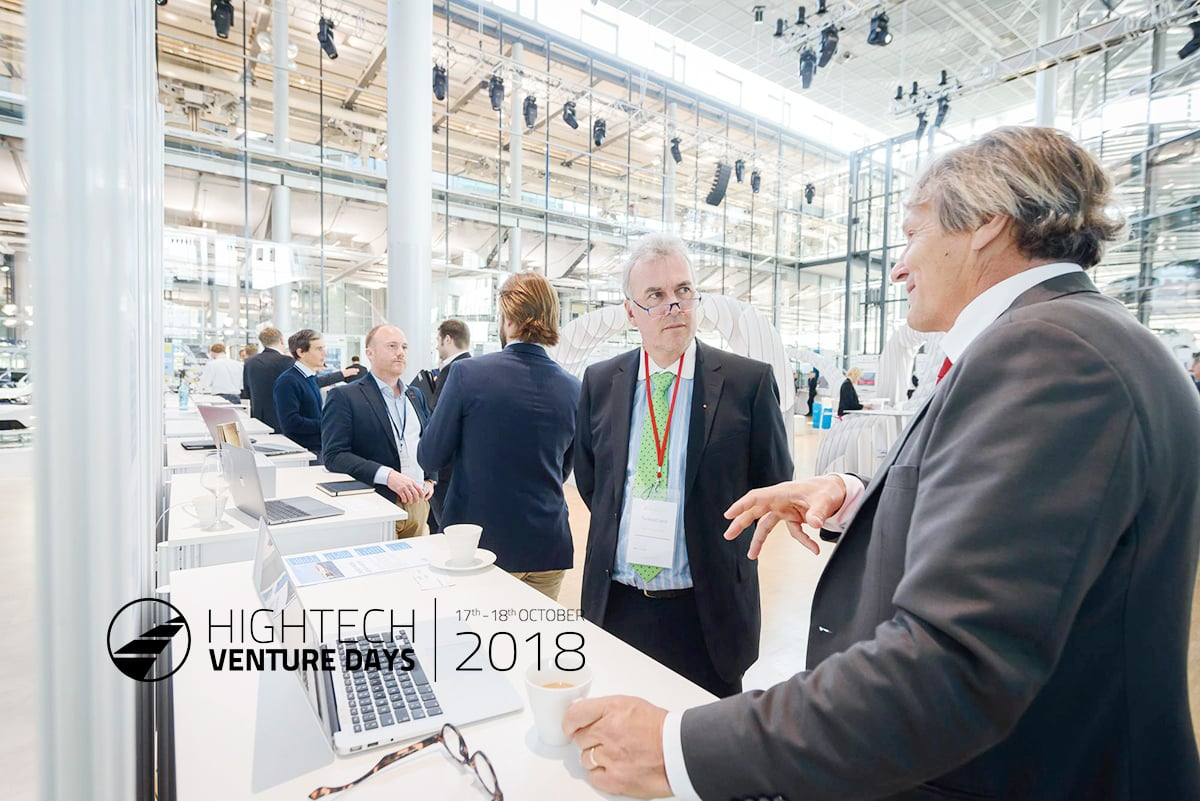 DCX showcases technology at HighTech Venture Days in Dresden