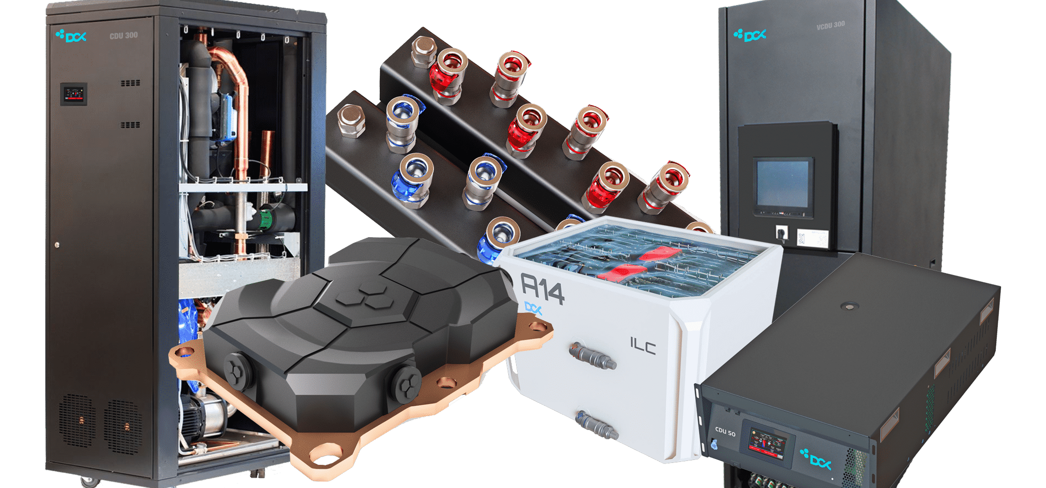ASIC Module for Crypto Miners - DCX The Liquid Cooling Company